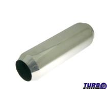 """Sport kipufogó dob TurboWorks QDD-12 3"""" 76mm"""